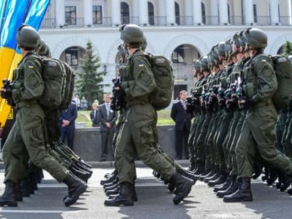 Moskvaya mesaj: Qərb Kiyevdə parada hazırlaşır