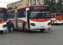 Bakıda avtobus sürücüsünün pulunu oğurladılar