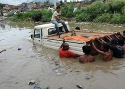 Cənubi Asiyada daşqınlar: 700 nəfər ölüb