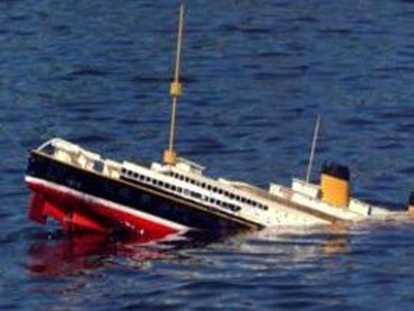 İraqın ərazi sularında iki gəmi toqquşub, ölənlər var