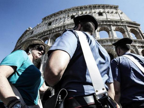 İtaliyada da təhlükəsizlik tədbirləri gücləndirilir