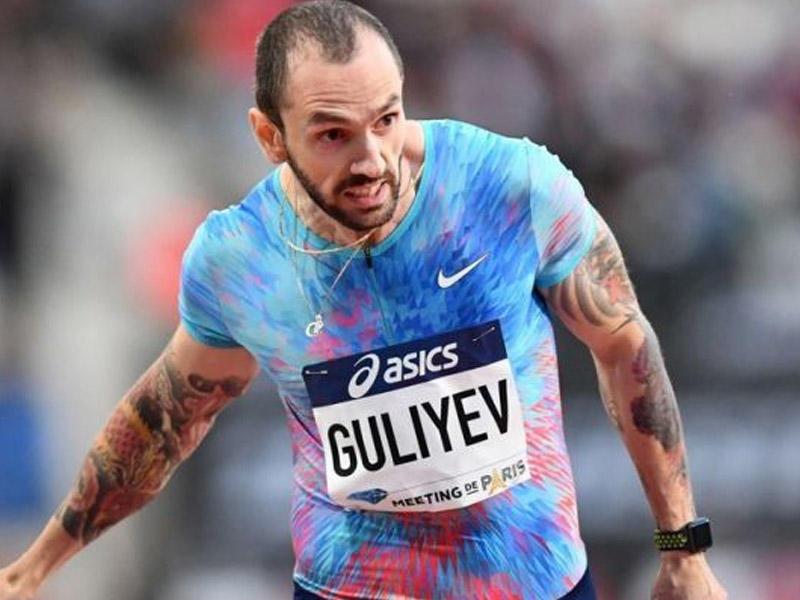 """Ramil Quliyev """"Diamond League""""də qalib gəldi"""