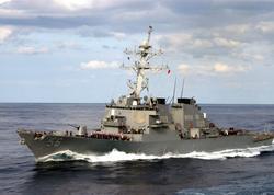 ABŞ hərbi gəmisi yük gəmisi ilə toqquşub, 10 nəfər itkin düşüb