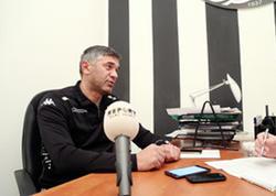 """""""Neftçi""""nin baş məşqçisi istefa verdi"""