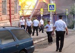 Rostovda yanğında 36 nəfər xəsarət alıb