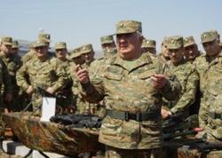 """General Xaçaturova məktub: """"Bəxtin gətirdi ki, Ohanyan səni güllələmədi..."""" - FOTO"""