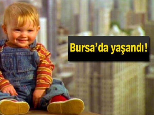 """""""Körpə gəzintidə"""" filmi gerçək oldu"""