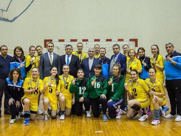 Azərbaycan çempionu avrokubok üçün Mingəçeviri seçdi