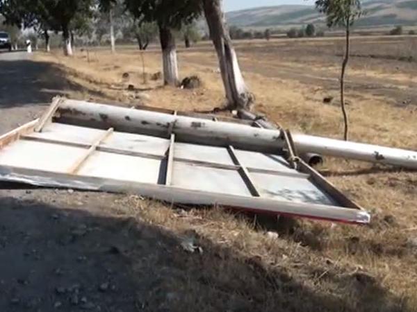 Kömək etmək istəyən sürücünü yük maşını vurub öldürdü - VİDEO - FOTO