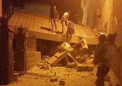 İtaliyada zəlzələ: 2 nəfər ölüb, 10 nəfər itkin düşüb, 25 nəfər yaralanıb - YENİLƏNİB - FOTO