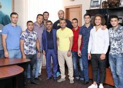 Mundialda Azərbaycanı təmsil edəcək cüdoçularla görüş - VİDEO