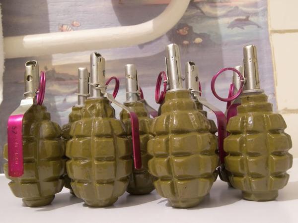 Gədəbəydə 18 qumbara, müxtəlif tipli 6 raket və digər silah-sursatlar tapıldı