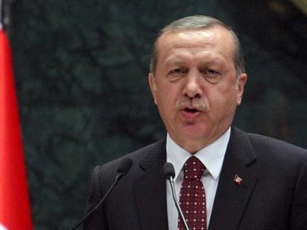 """Ərdoğan: """"Afrin əməliyyatı faktiki olaraq başlayıb"""""""