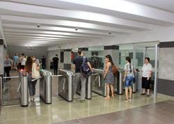 Metro istifadəçilərinə şad xəbər - FOTO