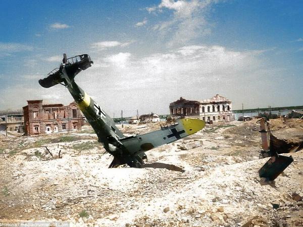 Stalinqrad döyüşünün FOTOları