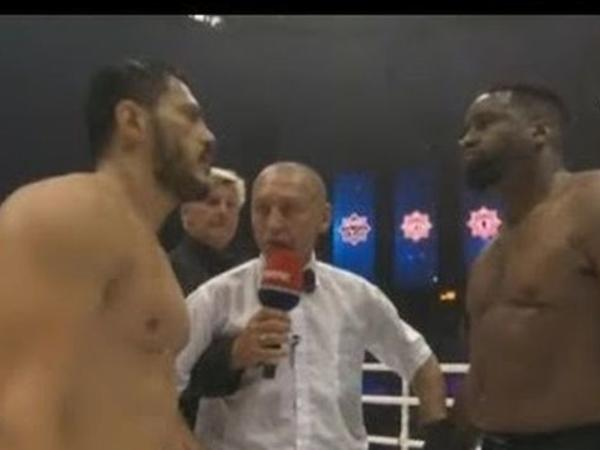 Zabit Səmədov Zimmermandan revanş aldı - VİDEO