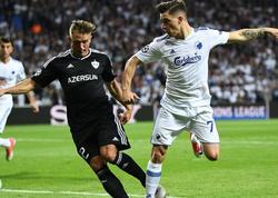 """""""Kopenhagen"""" - """"Qarabağ"""" oyununun STATİSTİKAsı"""