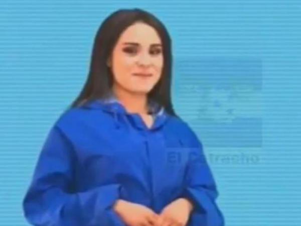 Hava proqnozunu təqdim edən qız efirdə soyundu - FOTO