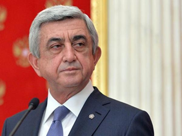 """Sarkisyan: """"Türkiyədən cavab addımlarının atılmasını gözləyə bilmərik"""""""
