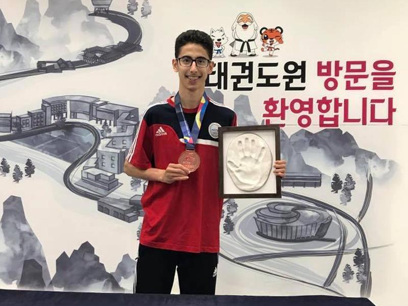 Taekvondo yığmamız Universiadanı 5 medalla başa vurdu