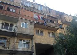 """Söküləcək binanın sakinlərindən şikayət: """"Bizə elə kompensasiya təklif edirlər ki..."""" - FOTO"""