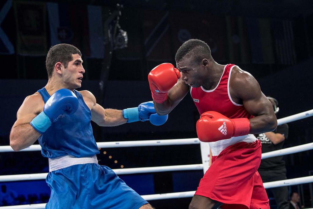 Kamran Şahsuvarlı yarımfinala yüksəldi