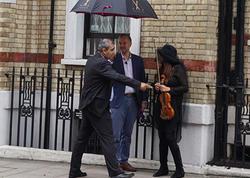 Londonda Qubadlının işğalına qarşı etiraz aksiyası erməniləri qəzəbləndirdi - FOTO