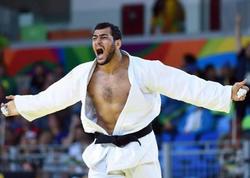 Cüdo yığmamız Budapeştdə 4 medal qazandı - FOTO - YENİLƏNİB