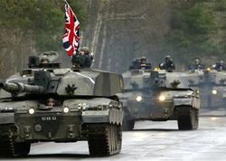 Britaniyadan Ukraynaya hərbi dəstək