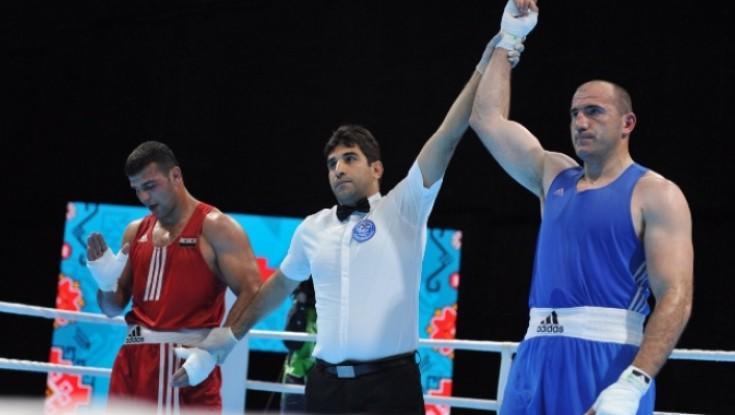 Məhəmmədrəsul Məcidov 3-cü dəfə dünya çempionu oldu