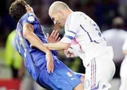 Zidan Materazzini başla vurduğu epizodu xatırladı