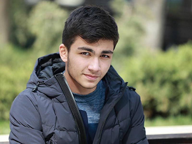 Qurban Qurbanovun oğlu