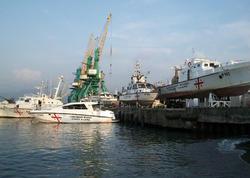 Gürcüstanın Poti və Batumi limanları bağlandı