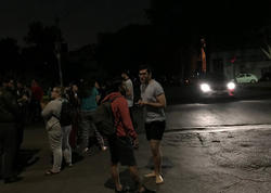 """Meksikada güclü zəlzələdə 5 nəfər öldü - İkisi uşaqdır - <span class=""""color_red"""">YENİLƏNİB - VİDEO - FOTO</span>"""
