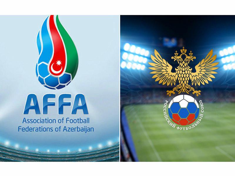 AFFA Rusiya Futbol İttifaqına etiraz məktubu göndərdi