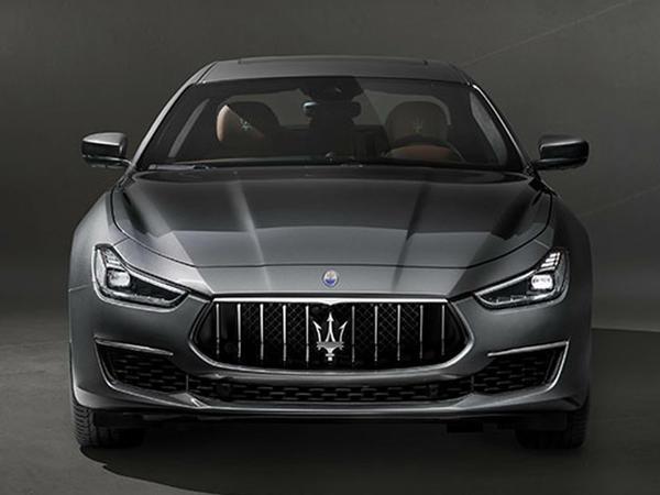 Maserati Ghibli xüsusi versiya alıb - FOTO