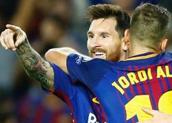 Messi ilk dəfə Buffona qol vurdu - VİDEO