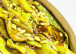 Közlənmiş bibər salatının RESEPTİ