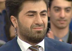 """Aparıcı Zaur AĞIR İTKİDƏN SARSILDI: """"Ah, dilim gəlmir öldü deyim..."""" - FOTO"""