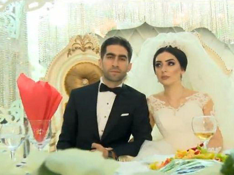 """""""Qız atası""""nın Vidadisi oğlunu evləndirdi - FOTOLAR"""
