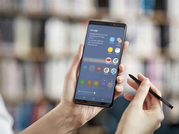 Samsung Galaxy Note 8 42 ölkədə satışa çıxarılıb