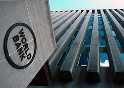 Dünya Bankı Azərbaycana 170 milyon dollar ayırıb