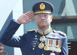 Pakistan Hərbi Hava Qüvvələrinin komandanı Bakıya gəlir