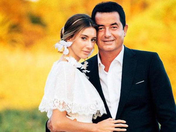 """Acun nikahdan sonra: """"Artıq sözə ehtiyac yoxdur, şəkil hər şeyi deyir"""" - FOTO"""