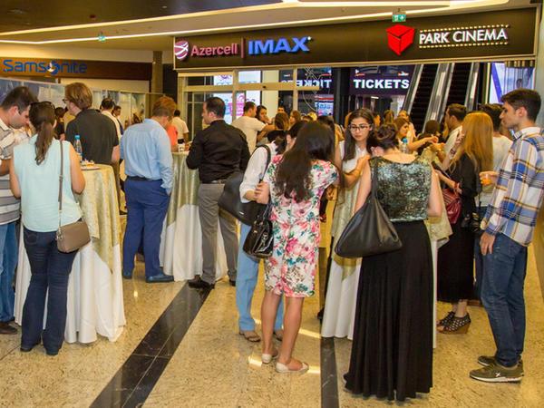 """""""Kingsman: Qızıl dairə"""" - IMAX formatında eksklüziv media nümayişi"""