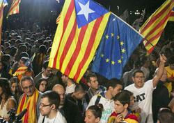 Kataloniyada gərginlik artır