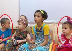 """Bu uşaqların yaxınları axtarılır - """"İŞİD""""ə qoşulan valideynləri ölüb - VİDEO"""