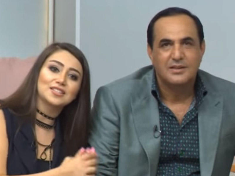 """Manaf Ağayev: """"Damladan aldığım zərbəni heç bir müğənnidən almamışam"""""""