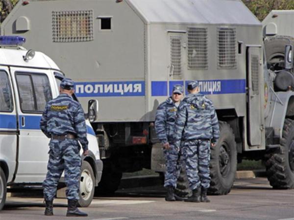 Moskvada ofis binası təxliyə edildi