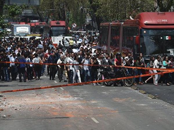 Meksikada üç günlük matəm elan olunub